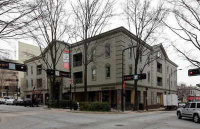 200 N. Main St | Greenville | Office Suites